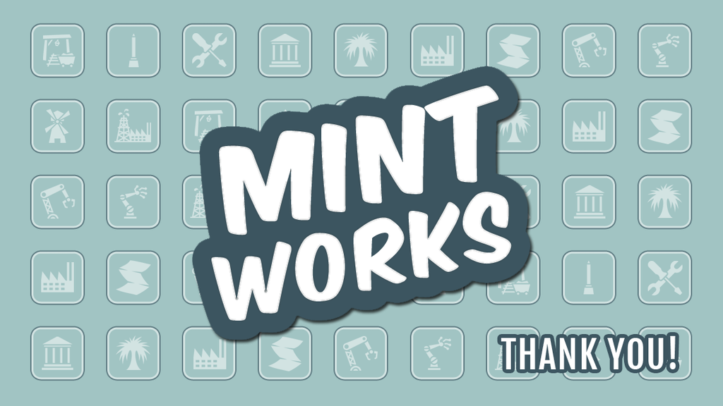 Mint Works - The pocket-sized worker placement game project video thumbnail
