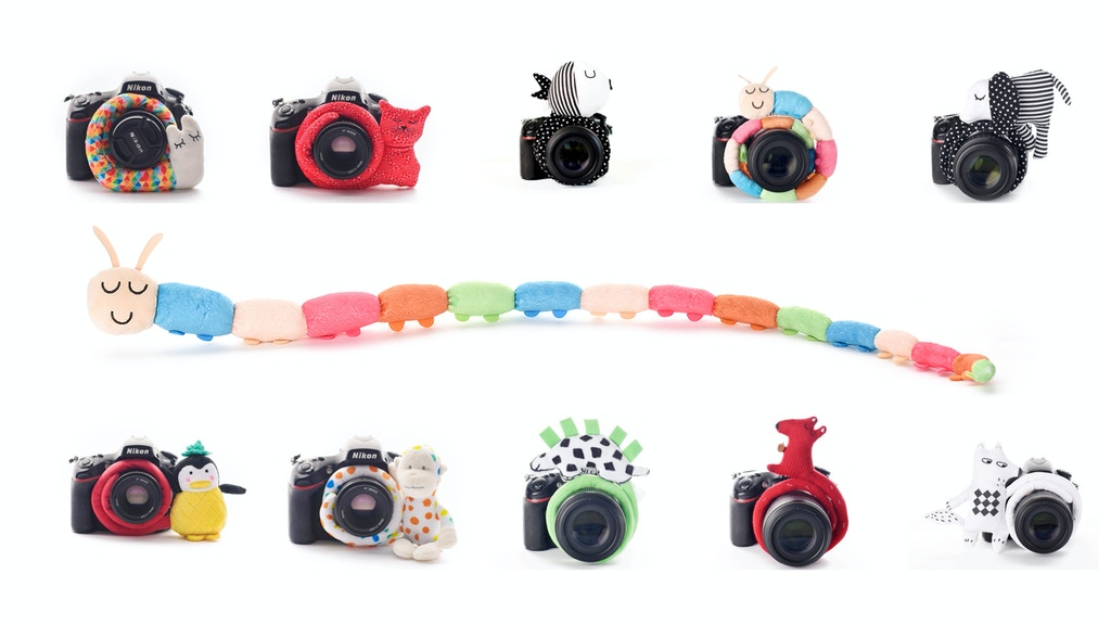 Phoxi Friends - Camera Lens Wrap project video thumbnail