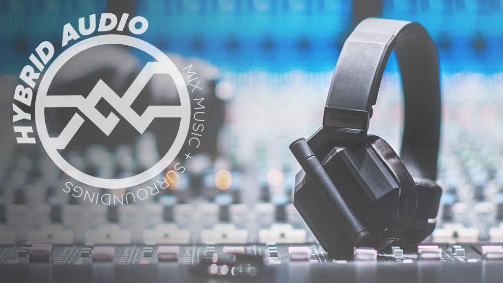 Boombotix Wireless Headphones with HYBRID Audio project video thumbnail