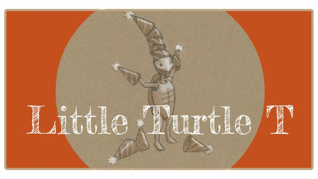 Little Turtle T: A Birthday Adventure Book project video thumbnail