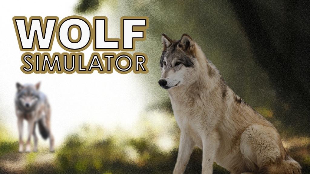 Wolf Simulator project video thumbnail