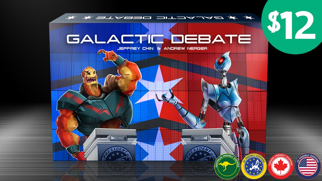 Galactic Debate project video thumbnail