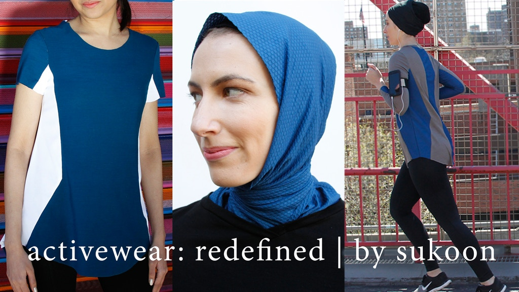 activewear: redefined | by sukoon project video thumbnail