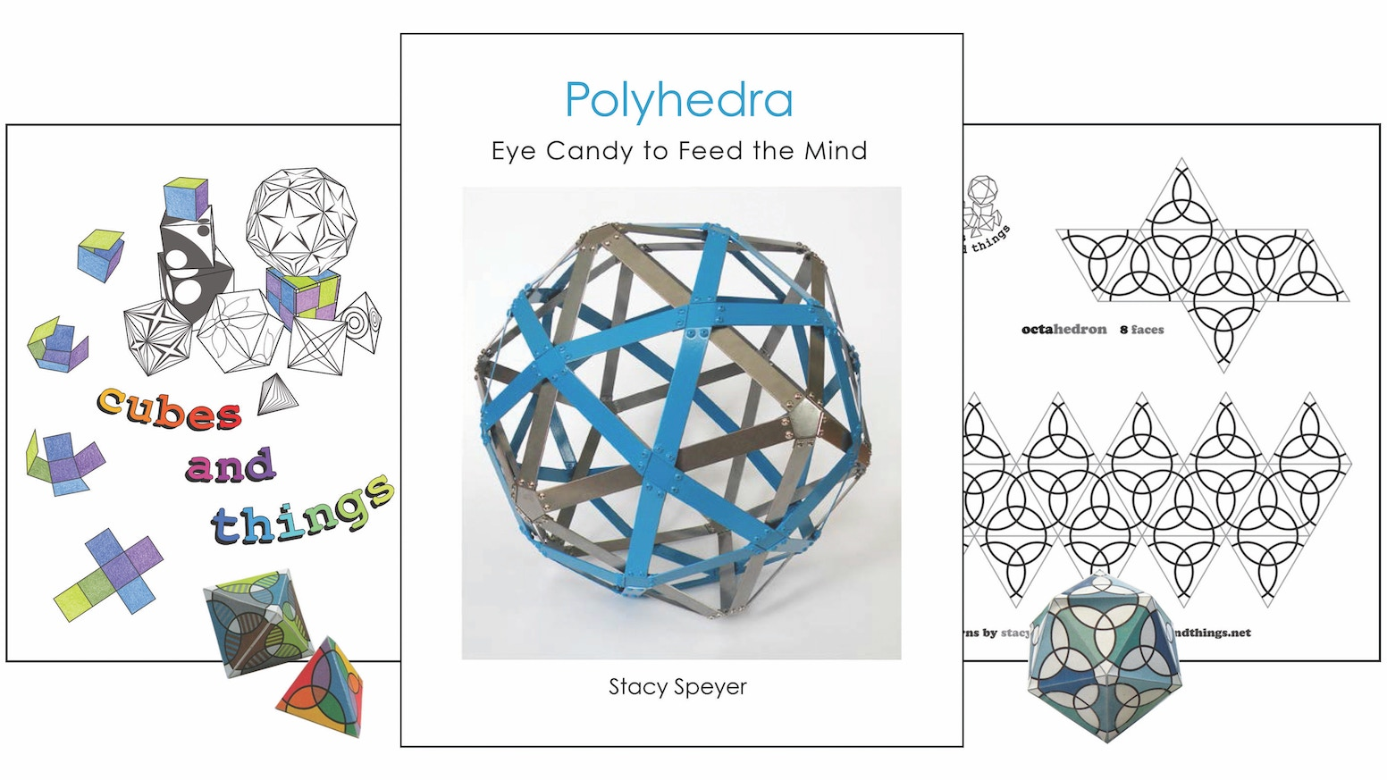 Make + Look + Learn = Geometric fun in your hands and mind! Follow this link to get your own copies!