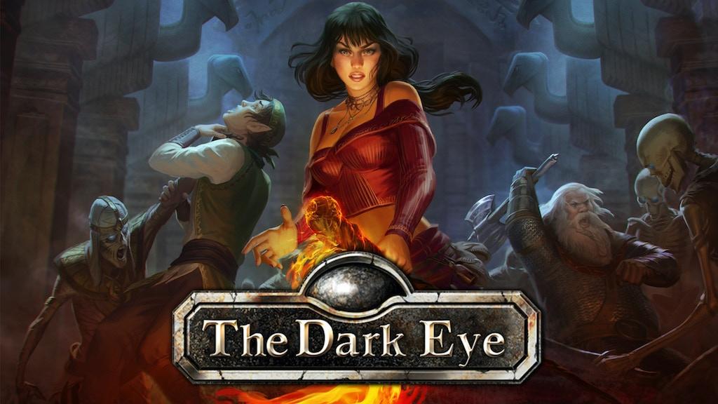The Dark Eye RPG—English Edition by Ulisses Spiele