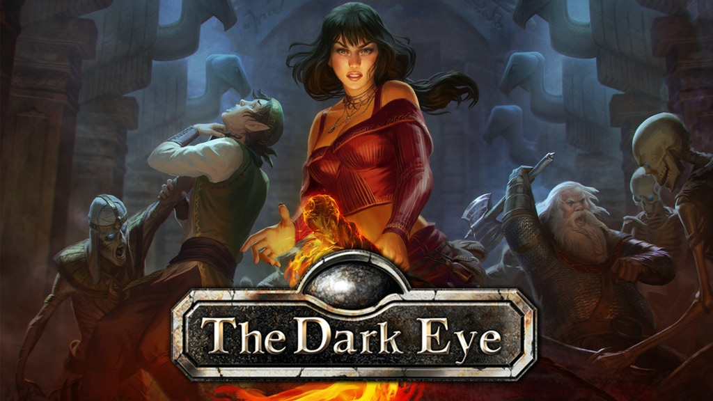 The Dark Eye RPG—English Edition project video thumbnail