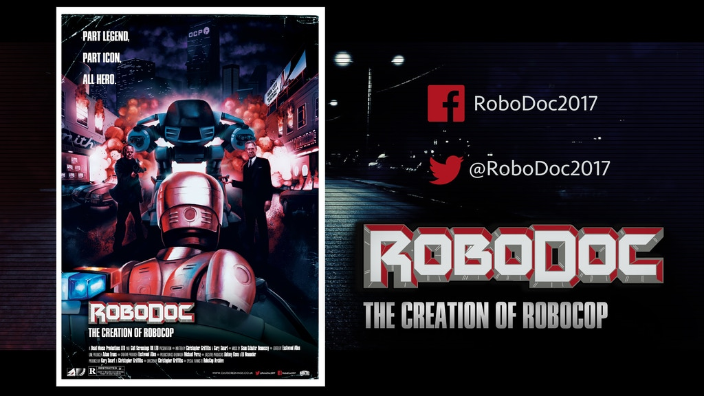 ROBODOC: The Creation of RoboCop (Documentary) project video thumbnail