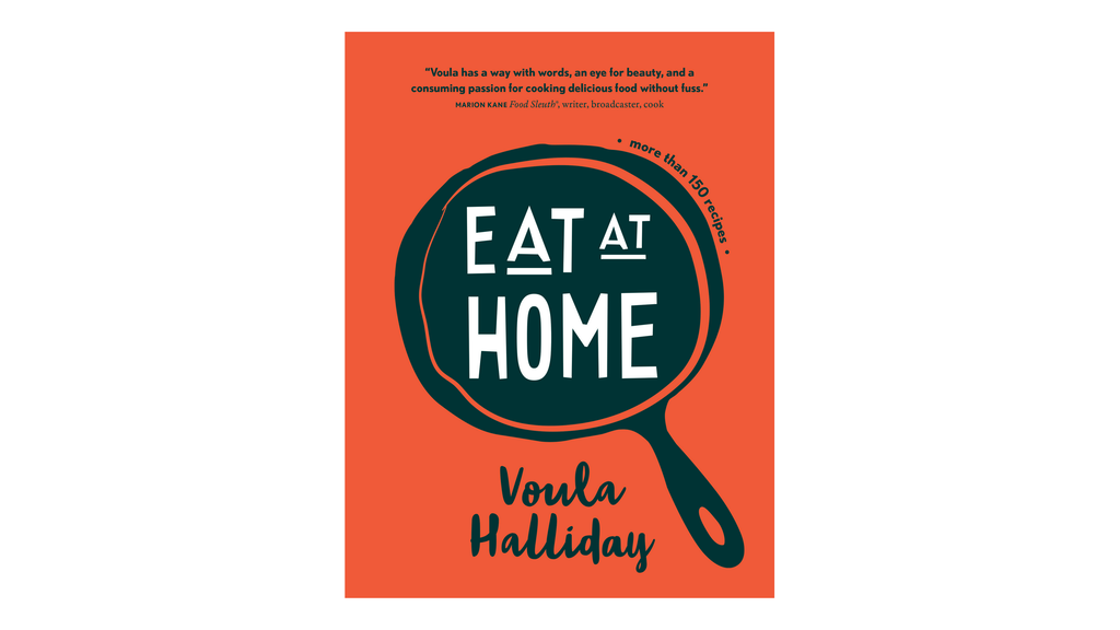EAT AT HOME: The cookbook project video thumbnail