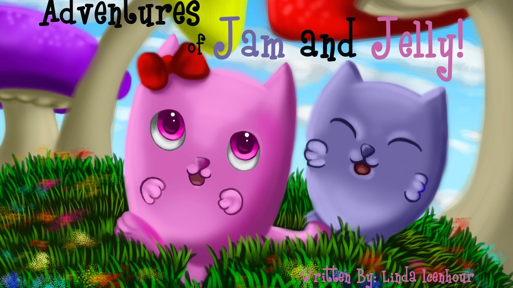 The Adventures of Jam and Jelly project video thumbnail