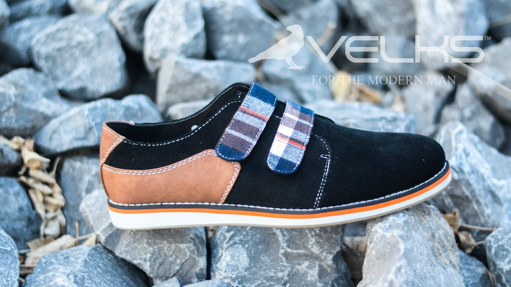 Project image for VELKS™: shoes for the modern man