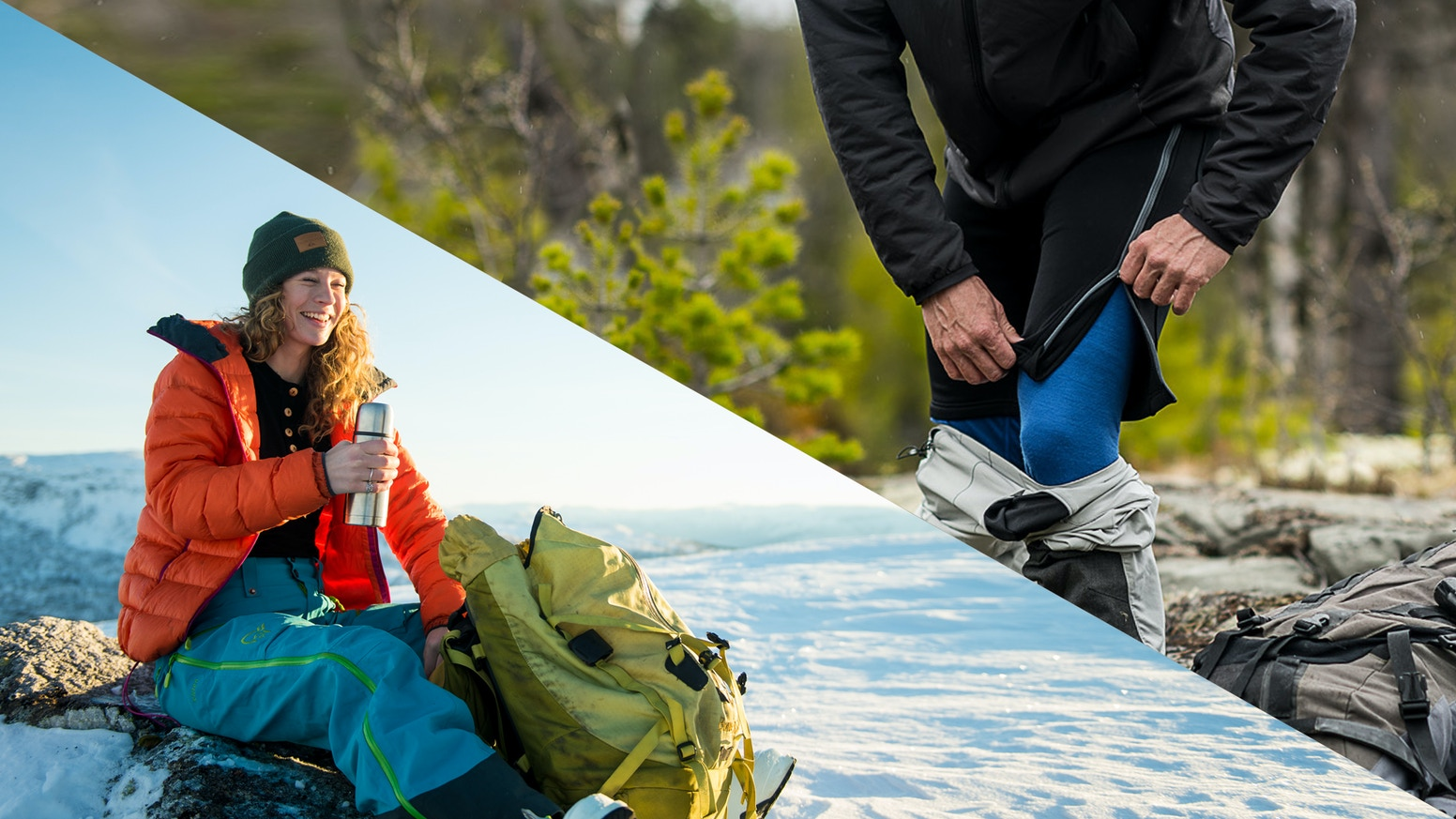 Zipshorts™ Padded is a fleece shorts with butt padding and zippers for better skiing, sailing, fishing, kayaking and all outdoor life.