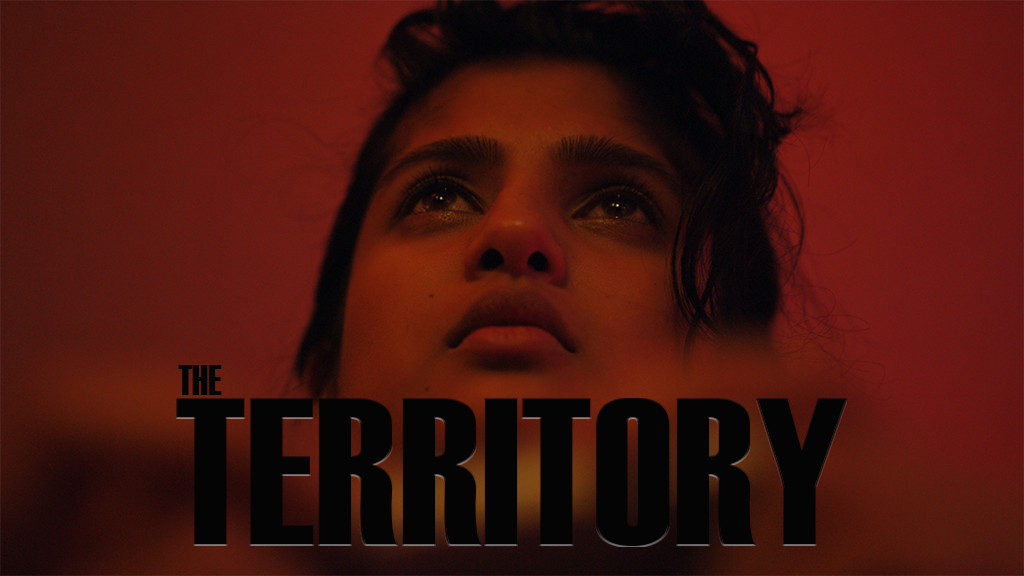 THE TERRITORY project video thumbnail