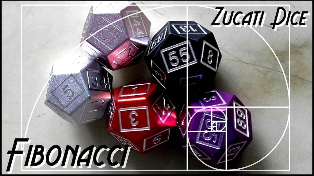 Zucati Dice: Fibonacci and the 2x6 project video thumbnail