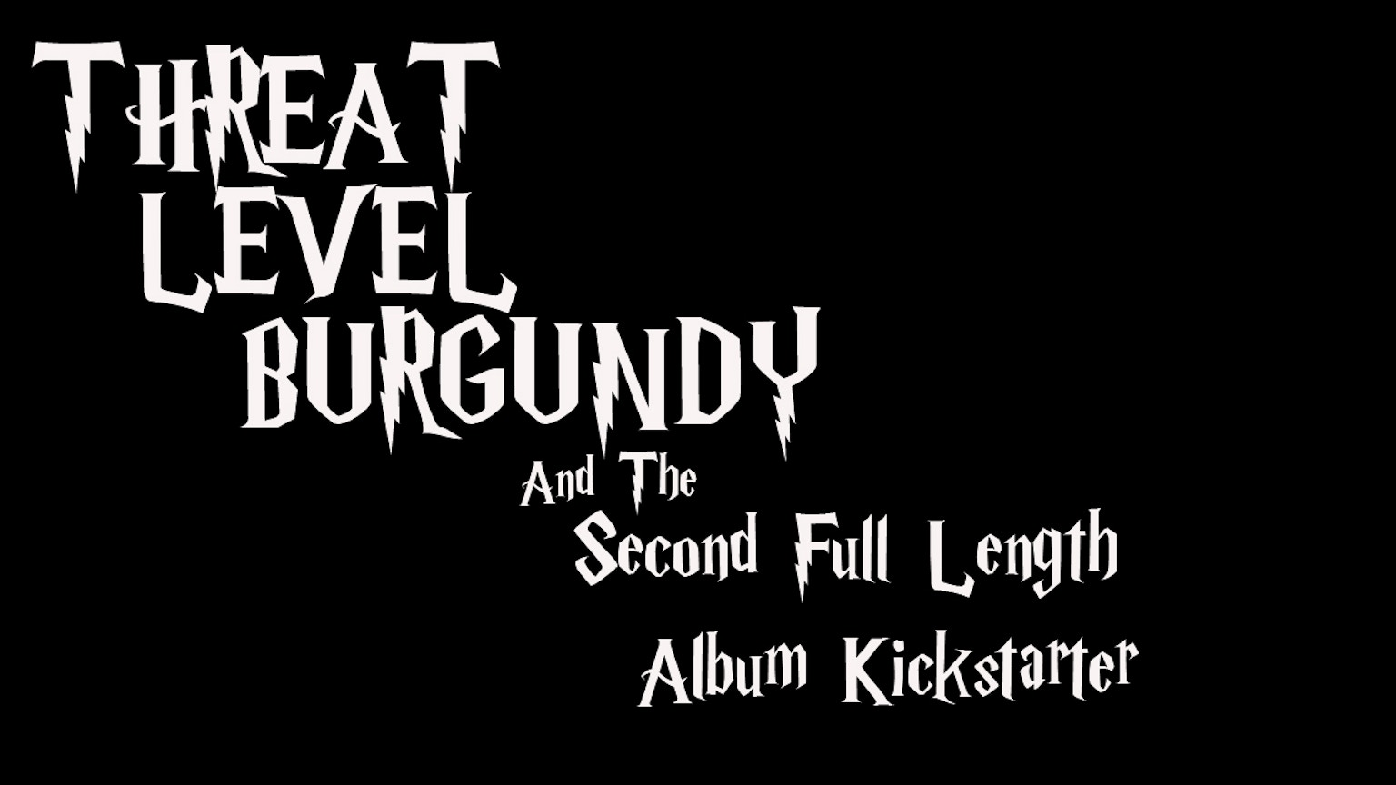 Threat Level Burgundy 2nd Full Length Album by Chris ...