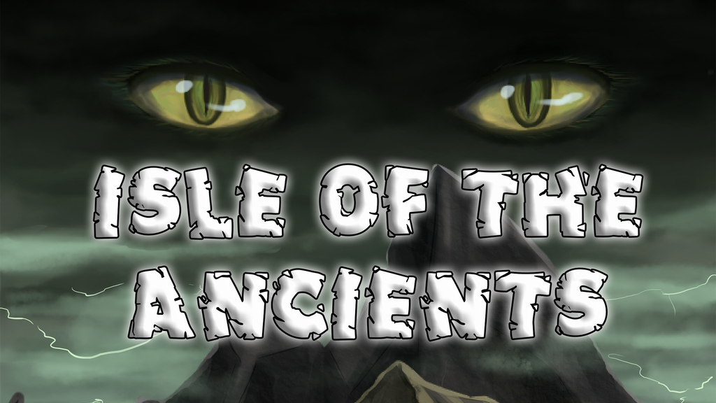 BR-5 Isle of the Ancients - Fantasy Adventure Module project video thumbnail