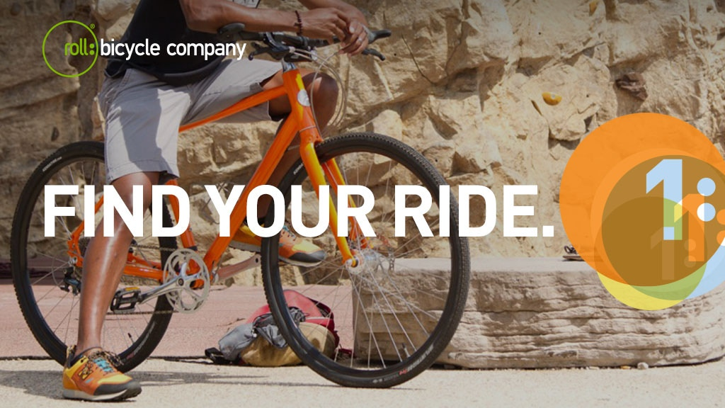 roll: Bicycle Company. Modern bikes, built to order. project video thumbnail