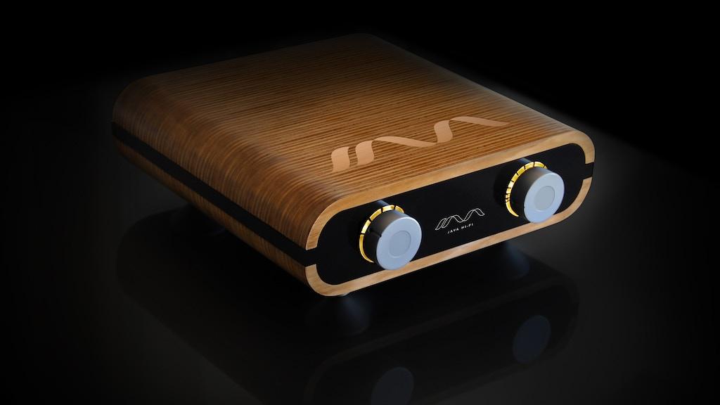 JAVA: A Revolutionary New Hi-Fi Pre-Amplifier project video thumbnail