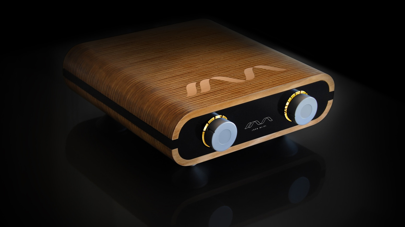 The JAVA is an audiophile-quality, passive pre-amp utilising LDR (light dependent resistor) technology in a unique circuit design.