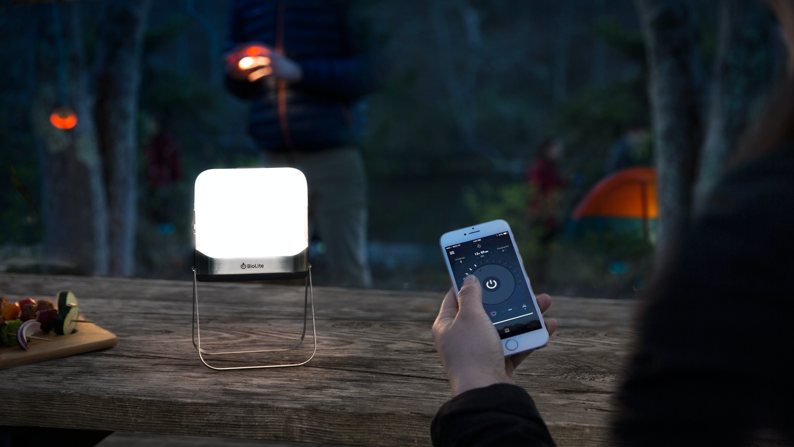 Experience big light, shareable energy, and smarter control with the world's first connected flatpack lantern.