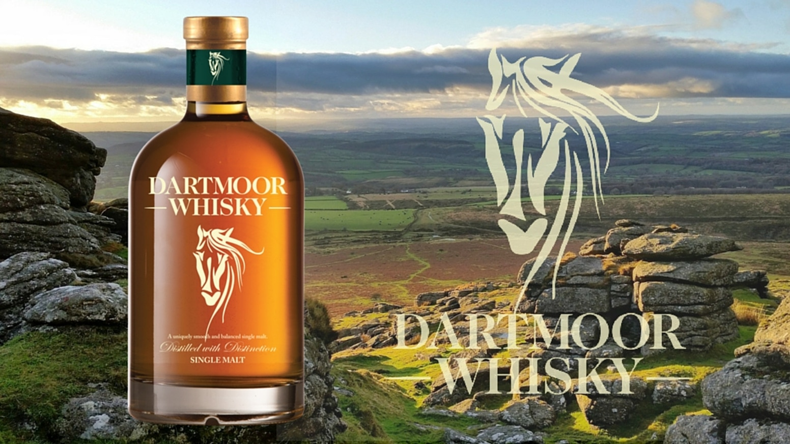 Devon's first whisky distillery will produce a single malt whisky, made with Dartmoor malted barley and pure Dartmoor Spring Water.