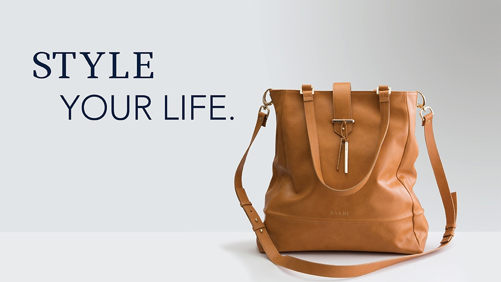 Barri Handbags Carry Freedom A Bag Help Save Child Project Video