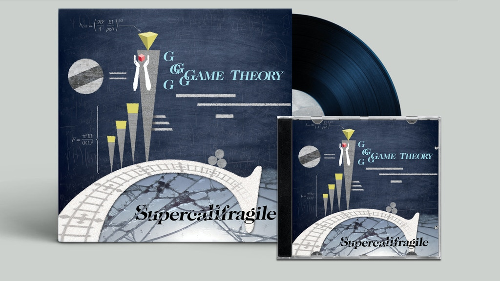 Supercalifragile by Scott Miller's Game Theory project video thumbnail