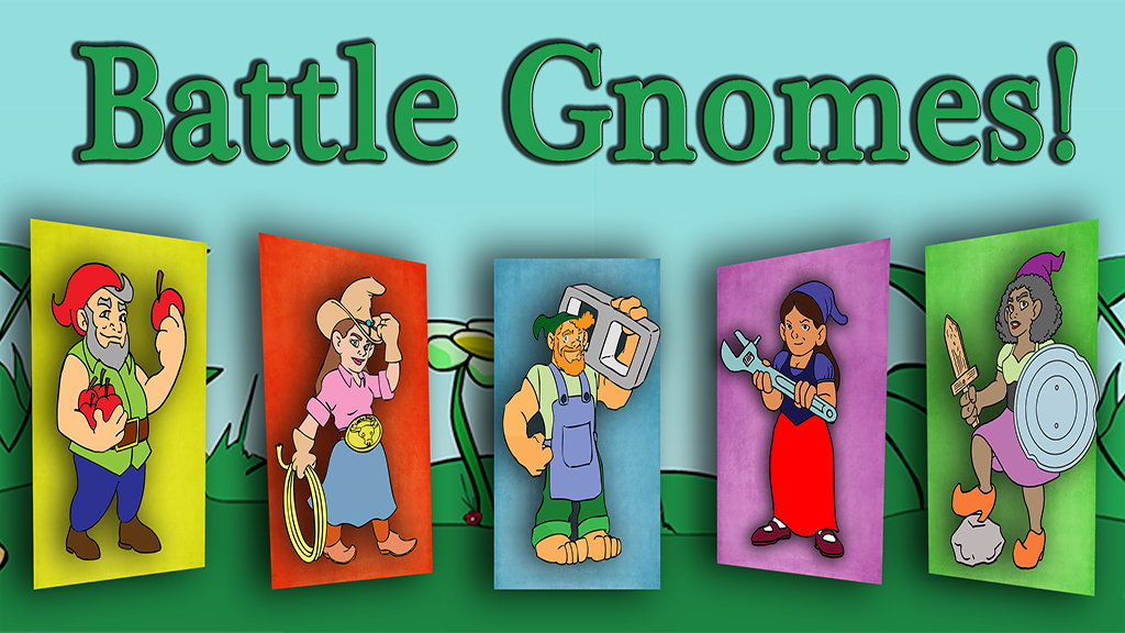 Battle Gnomes! project video thumbnail