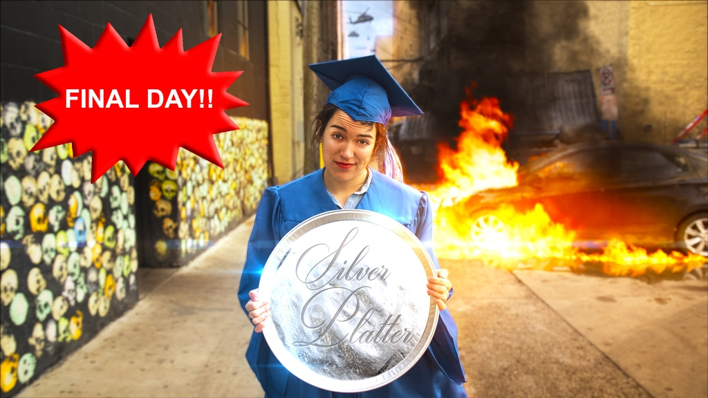 Silver Platter: A feature length comedy about student loans project video thumbnail