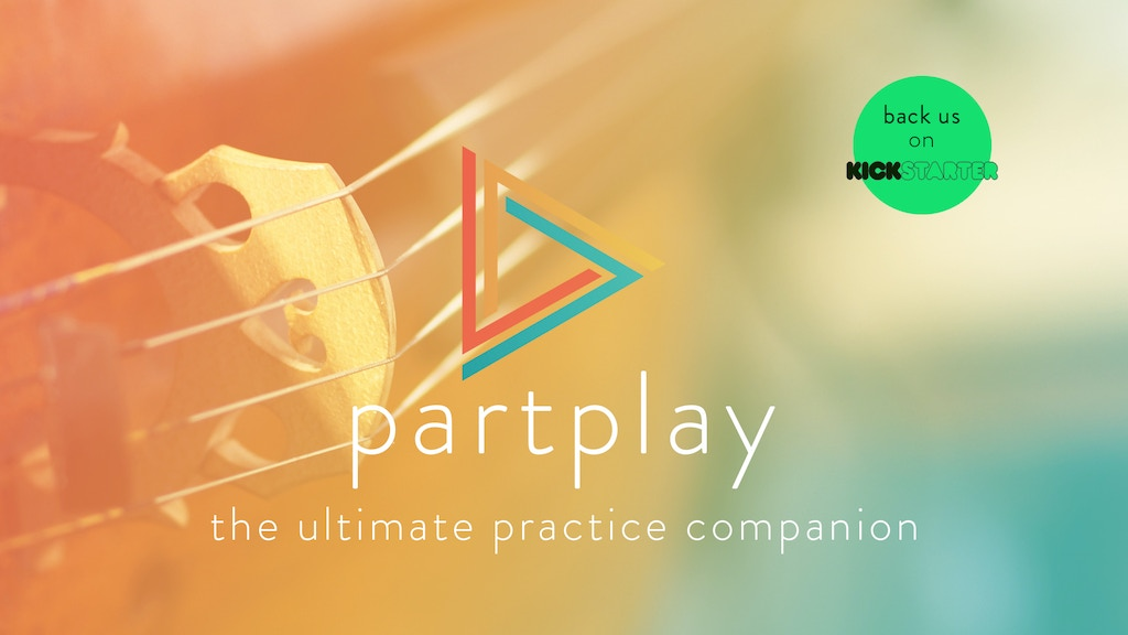 PartPlay: practice companion for classical musicians project video thumbnail