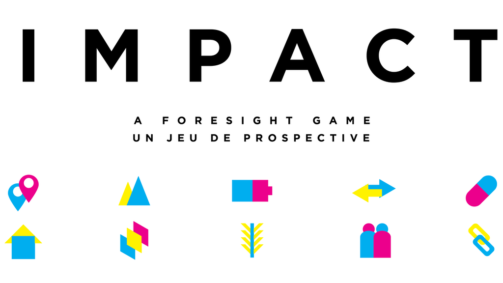 IMPACT: A Foresight Game project video thumbnail