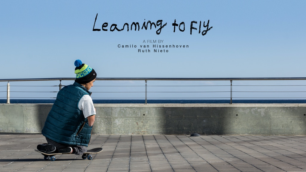 Learning to fly project video thumbnail