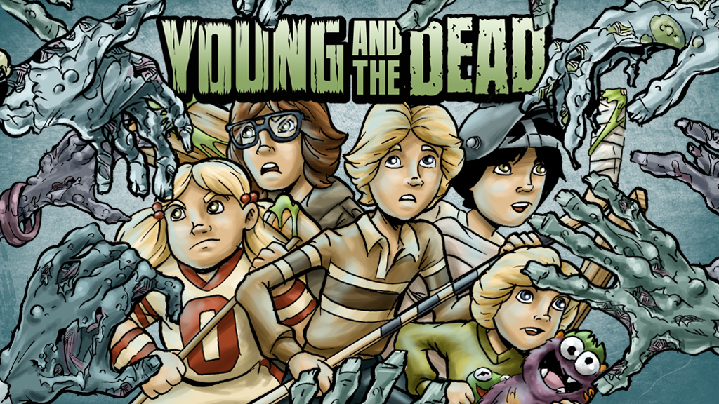 Young and the Dead: No Zombies Allowed project video thumbnail