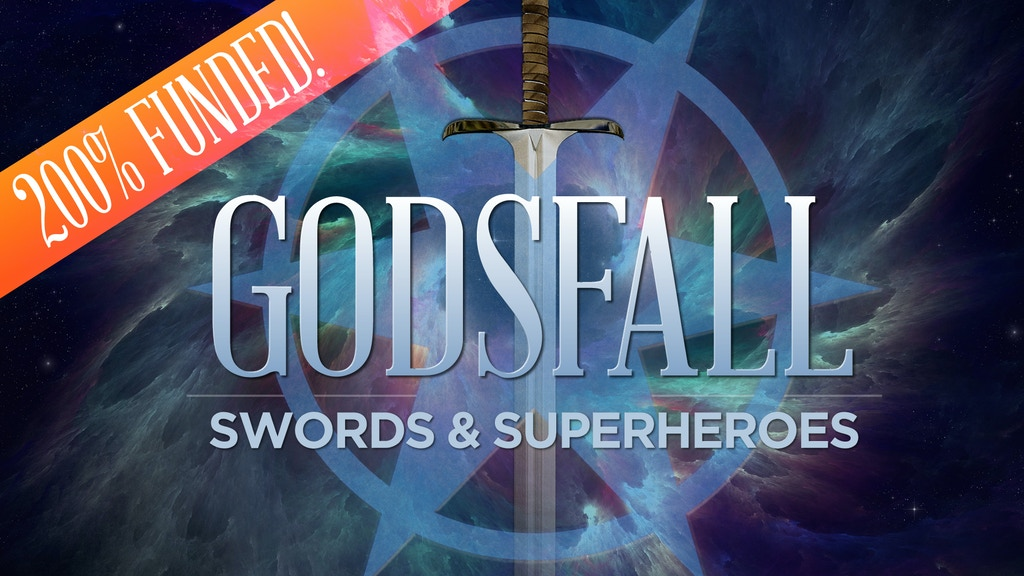 Godsfall Worldbook project video thumbnail