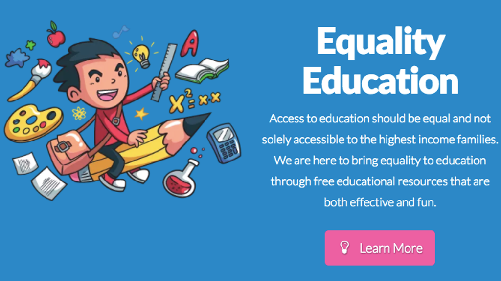 Equality.Education - 80 Challenging Puzzles. 1 Fun Workbook! project video thumbnail