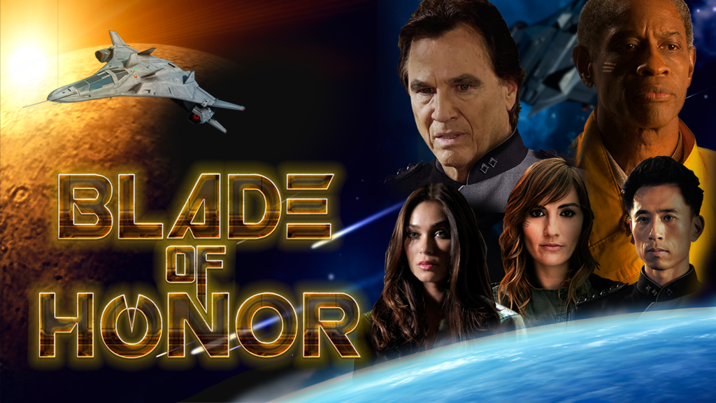 Blade of Honor project video thumbnail