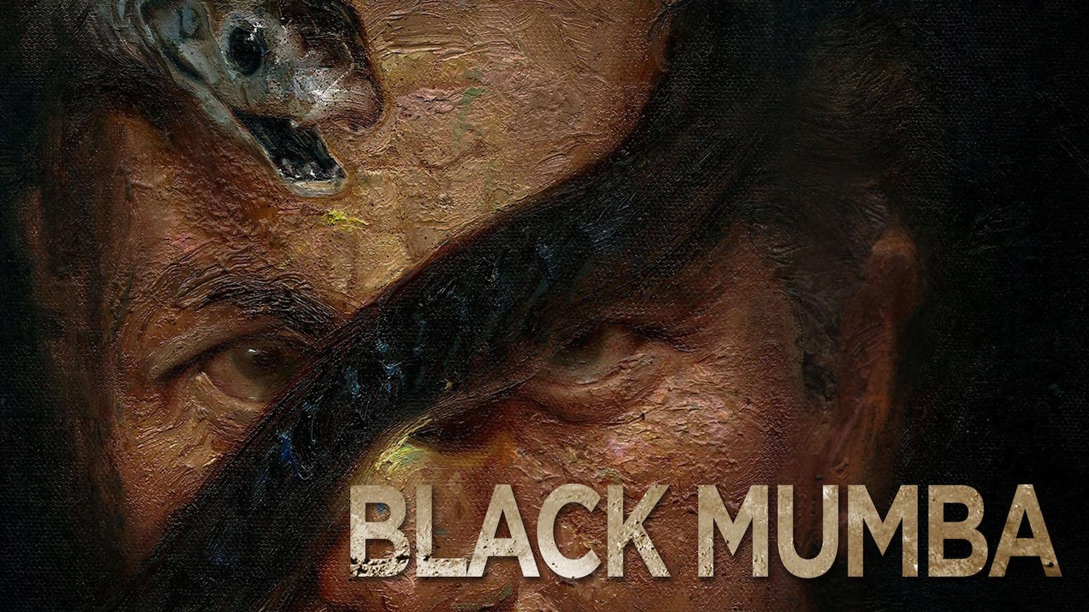 Black Mumba - The Hardcover Graphic Novel by Ram Venkatesan