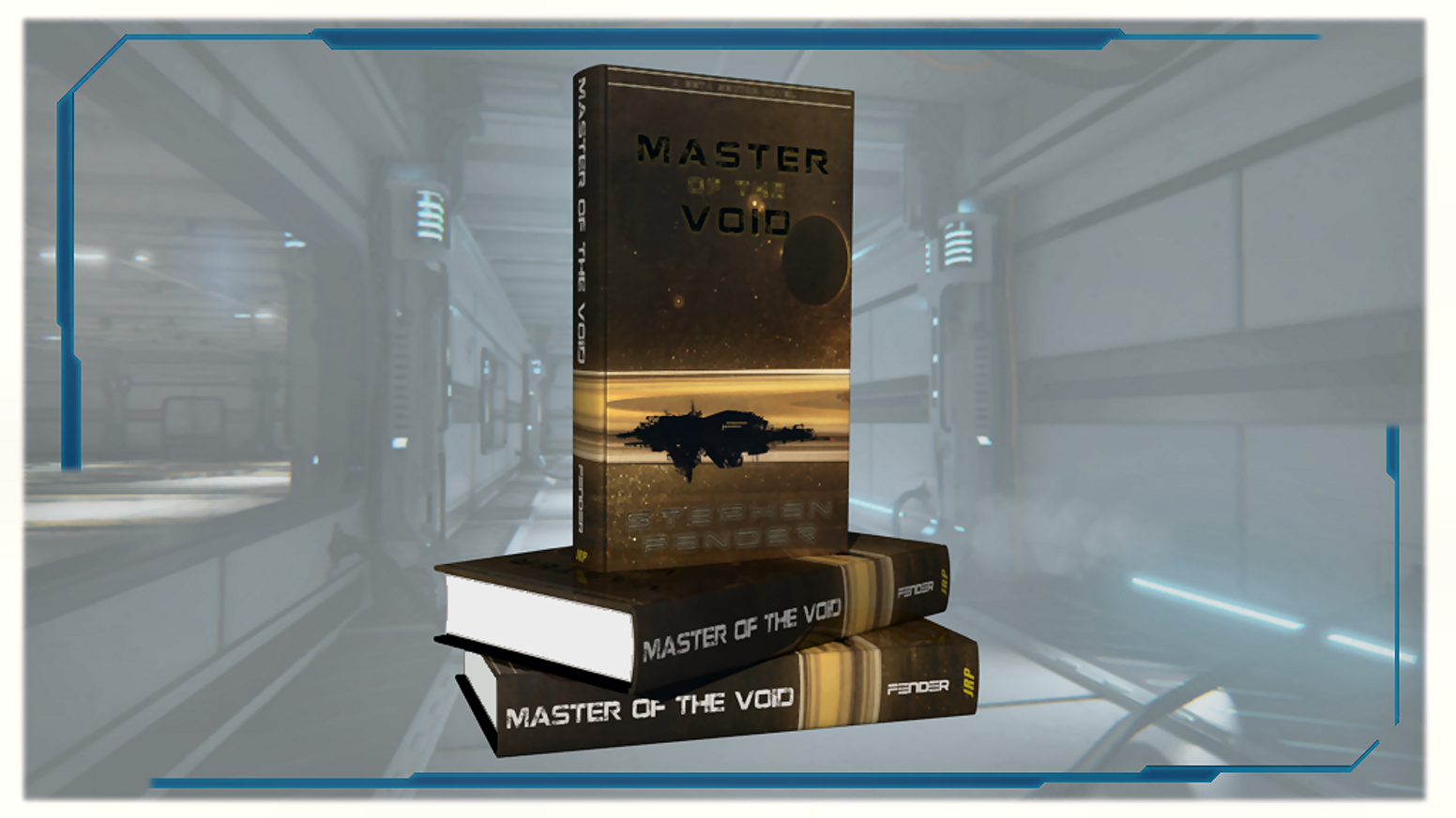 A science fiction journey beyond the boundaries of charted space, filled with discovery and danger in a time of galactic upheaval.