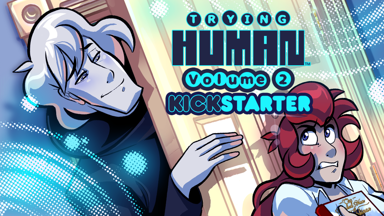 A webcomic filled with romance, aliens, and mystery is ready to make a second jump to print!