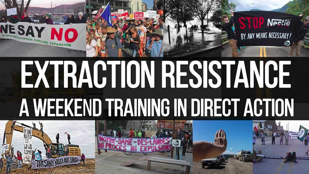 Extraction Resistance: A 3-Day Training in Direct Action project video thumbnail