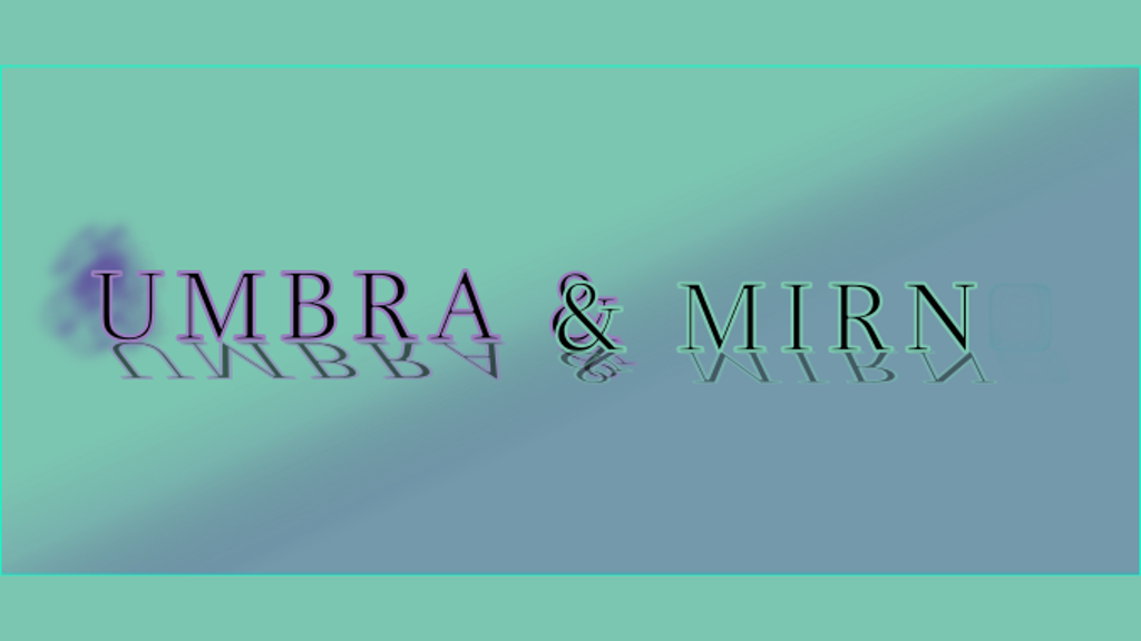 Umbra & Mirn | Cosmic Mirror RPG project video thumbnail