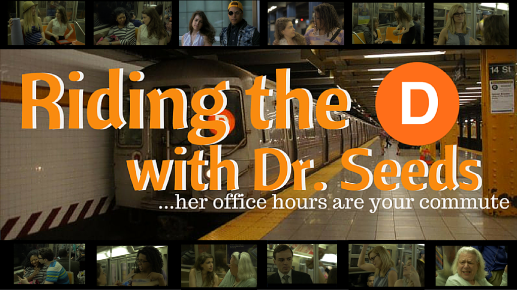 Riding the D with Dr. Seeds project video thumbnail