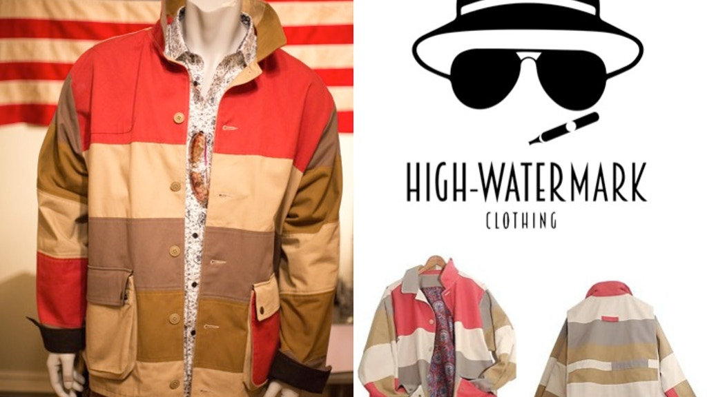 Hunter S. Thompson Tribute Jacket project video thumbnail