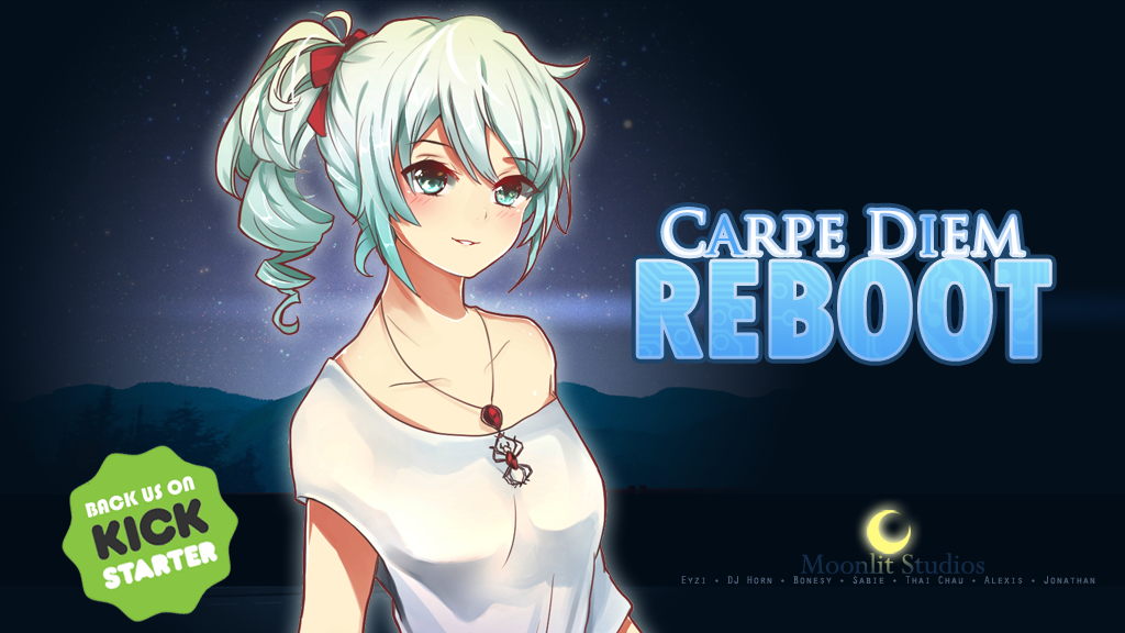 Carpe Diem: Reboot project video thumbnail