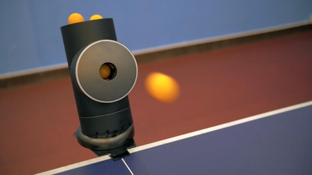 Miniature de la vidéo du projet Trainerbot: Smart Table Tennis Robot