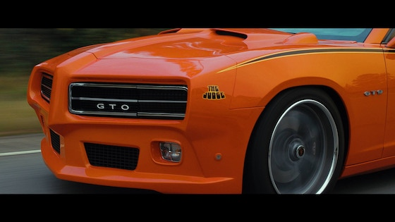 Track Family Fueled A Trans Am American Muscle Car Tv Shows - American muscle car tv show