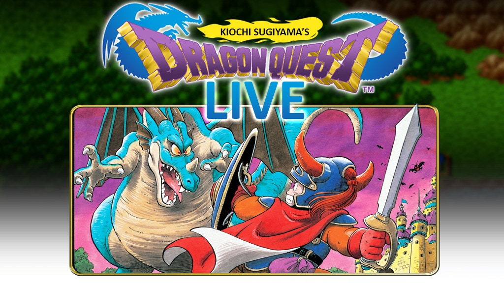 Project image for Dragon Quest Live