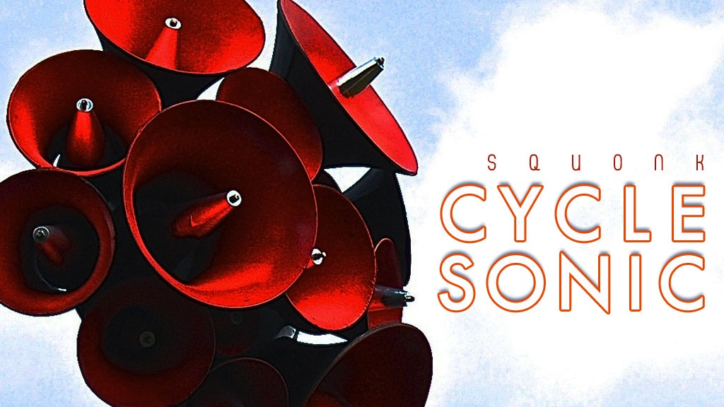 Cycle Sonic project video thumbnail
