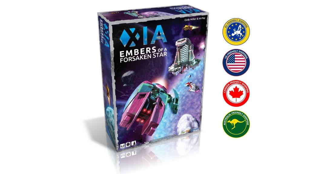 Xia: Embers of a Forsaken Star project video thumbnail