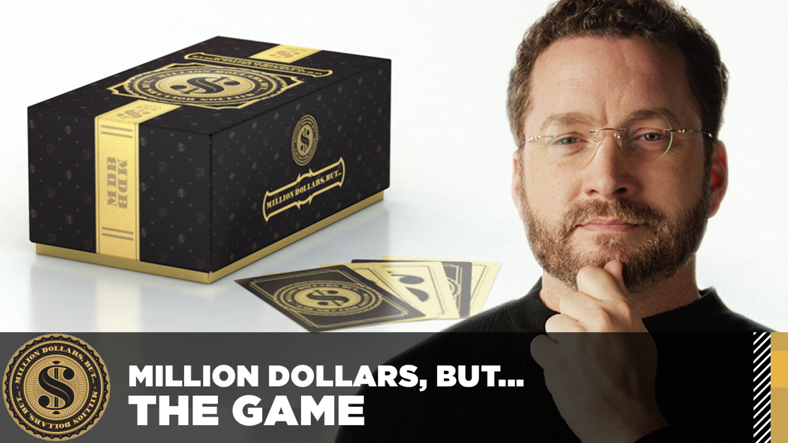 million dollars but the game by rooster teeth kickstarter