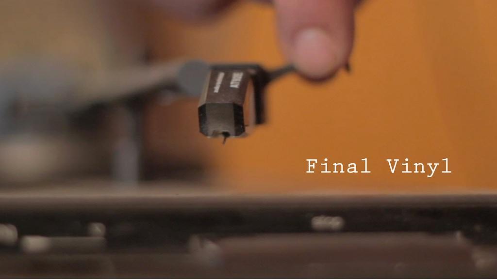 Final Vinyl project video thumbnail